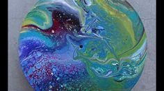 Acrylic Pour #1