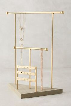 Highbar Jewelry Stand - anthropologie.com