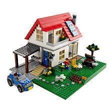 """LEGO Creator 3-in-1 Hillside House (5771) - LEGO - Toys """"R"""" Us"""