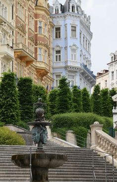 Travel Inspiration for the Czech Republic - Karlovy Vary, Czech Republic