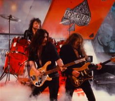 Motorhead. 15/1/1981 musicladen tv show in germany