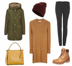 #Herbstoutfit Outdoor ♥ #outfit #Damenoutfit #outfitdestages #dresslove