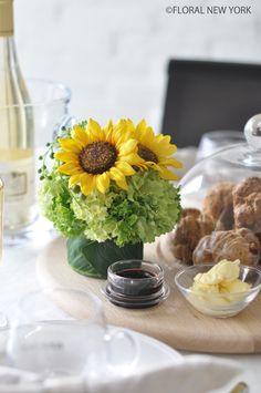 Table Decorations / Table Settings夏のテーブルコーディネート②LSA|スタイルのある暮らし It's FLORAL NEW YORK Style ~暮らしをセンスアップするフラワースタイリングで毎日を心豊かに、心地よく~