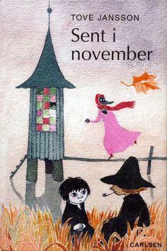1970 Den sista Mumin-berättelsen, Sent i november, publiceras. Tove bestämmer sig för att sluta läsa Mumin-böcker men fortsätter att skriva för vuxna. Hon publicerar Sommarboken.