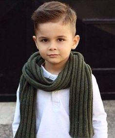 Pretty Baby Boy Haircuts