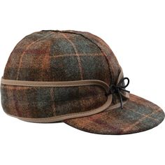 Stormy Kromer Adjustable Earband Original Wool Cap with Brim Outfits With  Hats 26344ebcaaf