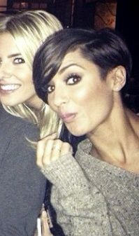 1000+ images about Frankie Sandford hair on Pinterest ...
