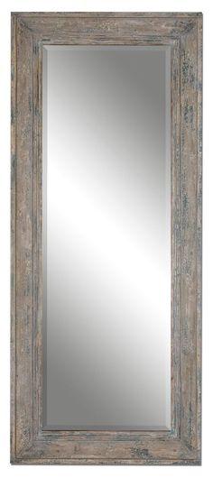Uttermost Missoula Distressed Leaner Mirror
