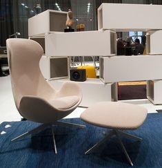 Halia Berger Armchair de Koleksiyon Furniture