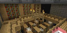 Minecraft Seed -9057352651117540831 building 3