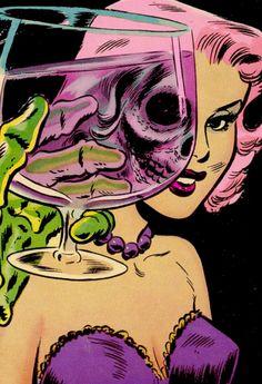 40 ideas for pop art woman face vintage comics Arte Pop, Comic Kunst, Comic Art, Art And Illustration, Pop Art Vintage, Photo Animaliere, Psy Art, Arte Horror, Vintage Horror