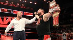 Watch Kevin Owen Become The New Universal Champion & Owens After Raw Went…