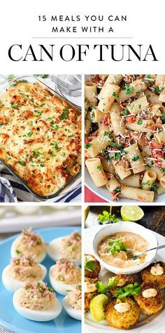 Make use of this basic kitchen staple with these tasty, elevated canned tuna recipes. Make use of this basic kitchen staple with these tasty, elevated canned tuna recipes. Healthy Tuna Recipes, Tuna Fish Recipes, Canned Tuna Recipes, Meat Recipes, Dinner Recipes, Cooking Recipes, Kitchen Recipes, Sushi Recipes, Tuna Dinner Recipe
