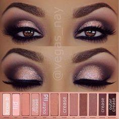 Naked 2 makeup tutorials!