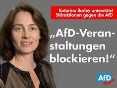 """Katarina Barley (SPD), künftige Justizministerin, unterstützt die linksextremistische Organisation """"Aufstehen gegen Rassismus"""", deren ... Justiz, Europe, Organization, Unbelievable Facts, Psychics"""