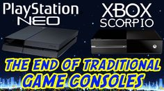cool PlayStation 4 Professional & Xbox Scorpio: The Conclusion of Traditional Match Consoles | GEEK CRITIQUE