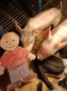 Tales of a Kansas Farm Mom: Pasture Pig Farmer Math 3