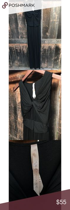 Bailey 44 dress Size x-small worn once. Excellent condition. Anthropologie Dresses Maxi