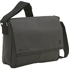 Ben Sherman Canvas Laptop Messenger Bag - eBags.com ($20-50) - Svpply