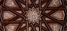 Detail of a door panel illustrating 12 point geometry –