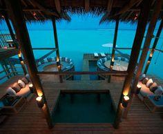 The Private Reserve at Soneva Gili, Maldives