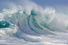 Take me away blue waves!