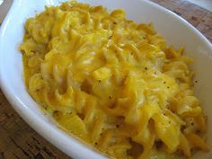Foods For Long Life: A Healthy Mac and Cheese Recipe with 2 Servings of Veggies and 9 Grams of Fiber