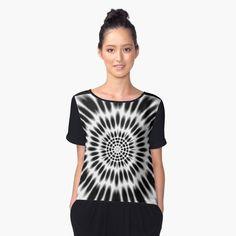 Chiffon Top by dahleea Chiffon Tops, 2d, Mens Tops, Stuff To Buy, Fashion, Moda, La Mode, Fasion, Fashion Models