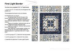 First Light Border