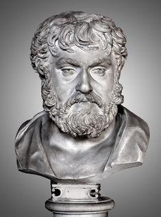 (c. 170-230 CE) Bearded Roman Man