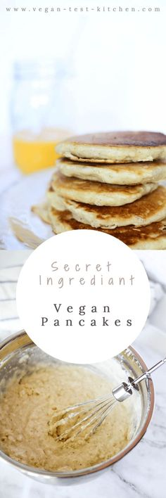 The best vegan pancakes for a lazy weekend, breakfast in bed type of morning. The best vegan pancakes for a lazy weekend, breakfast in bed type of morning. Brownie Desserts, Oreo Dessert, Mini Desserts, Coconut Dessert, Vegan Desserts, Dessert Recipes, Best Vegan Pancakes, Vegan Pancake Recipes, Vegan Recipes