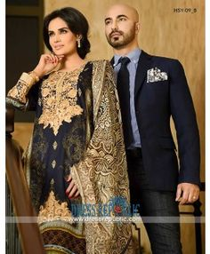Lawn Collection By HSY 2015 Houston TX
