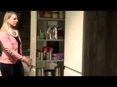 Kuchyně Easy - úložné prostory Bathroom Medicine Cabinet