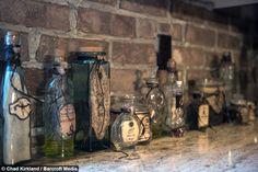 Ideas for alchemist's lab. Guy spends $50,000 remodelling his basement Elder Scrolls style - Album on Imgur