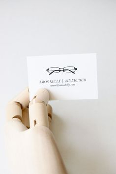 adorable calling cards