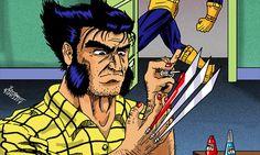 These Superhero Comics That'll Make You Laugh So Hard You'll Cry..