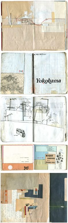 Isaac Tobin - sketchbook Art and words go hand in hand. Artist Journal, Artist Sketchbook, Sketchbook Pages, Sketchbook Ideas, Fashion Sketchbook, Journal Art, Moleskine, Up Book, Book Art