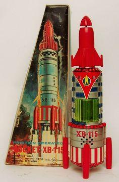 Rocket XB-115