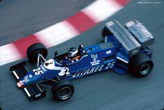 Jean-Pierre Jarier, Ligier JS21, 1983 Monaco GP