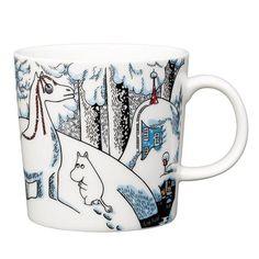 Moomin Winter Mug 2016 - Snowhorse - The Official Moomin Shop