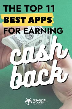 Financial Wolves has compsed an article with the top 11 absolute best cashback apps to earn eaxtra money in 2020! Cashback apps are the easiest way to save money without doing any additional work at all. These are the best cashback apps that will give you the most bang for your buck. Head over to the blog and check out our article!