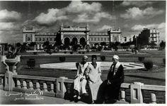 An old photo of Alexandria, Egypt