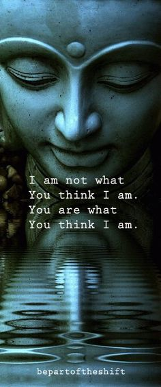 doll61: What you see is nothing but your self. When you judge and point your finger at someone you're only judging your self. Peace Love Happiness … Bliss ~