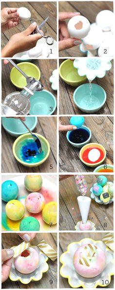DIY: Confetti Filled Eggs