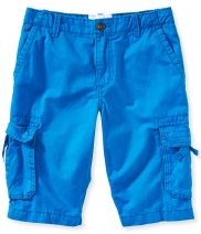 Kids' Solid Cargo Shorts PS From Aéropostale