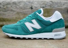 New Balance 1300 Made in USA   Teal