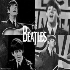 The Beatles sound ♩♭♪