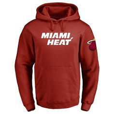Miami Heat Design Your Own Hoodie - $66.99