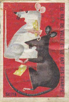 Le rat de ville et le rat des champs 60