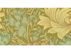 Chrysanthemum - William Morris